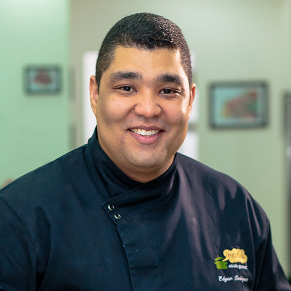 Chef - Edgar Rodrigues